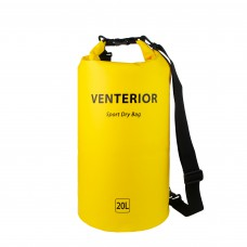 Venterior Waterproof Dry Bag 20L Backpack