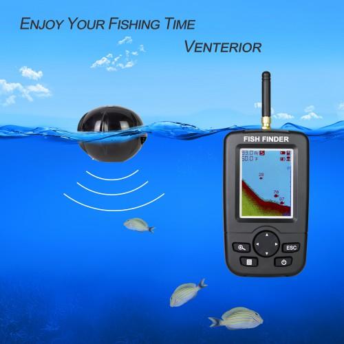 Fish finder for Venterior portable fish finder